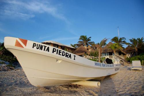 Punta Piedra Beach Posada Photo