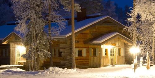 Arctic Circle Wilderness Lodge, Викаярви