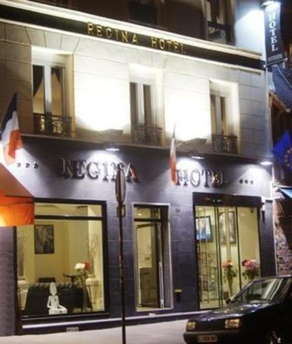 Hotel Regina Montmartre photo 29