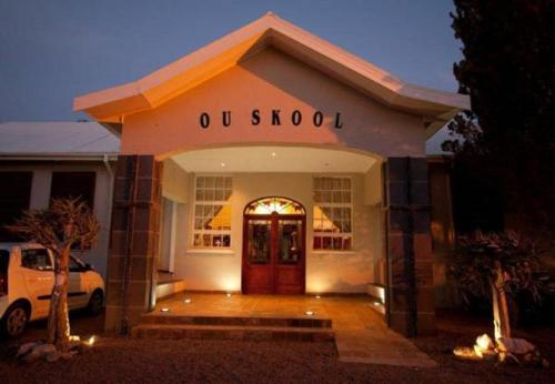Ou Skool Guesthouse Photo