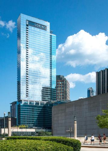 Loews Chicago Hotel staycation
