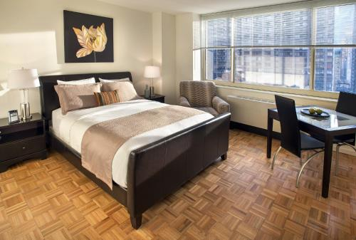 Times Square at Avalon Midtown West – A Premier Furnished Apartment staycation