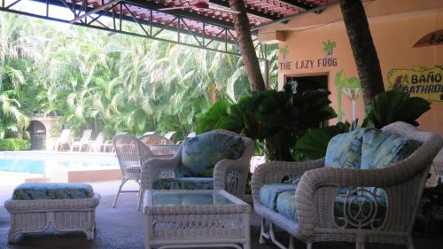 Hotel Coco Palms Photo