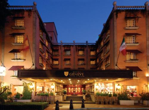 Hotel Geneve CD de Mexico Photo