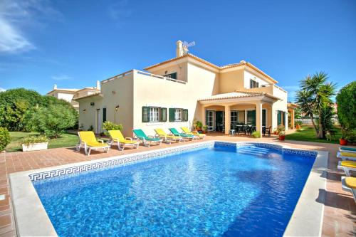 holidays algarve vacations Albufeira Villa Golfe