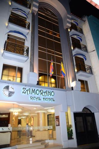 Zamorano Real Hotel Photo