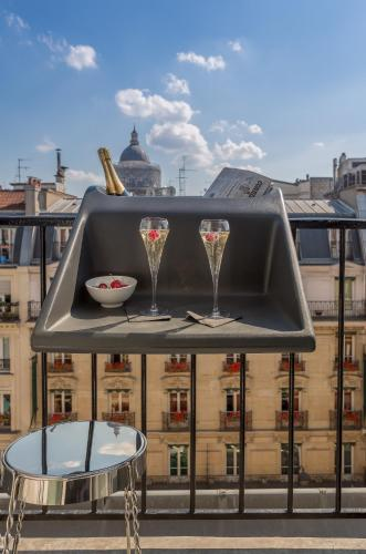 Hotel Les Bulles De Paris photo 50