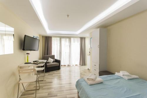 İstanbul Lodos Apartments contact