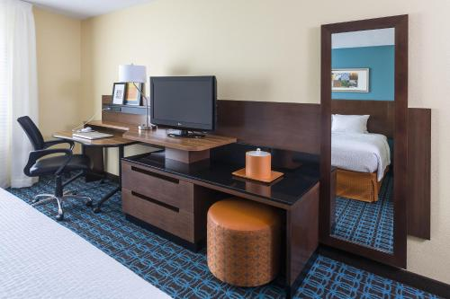 Fairfield Inn & Suites Ontario Mansfield Photo
