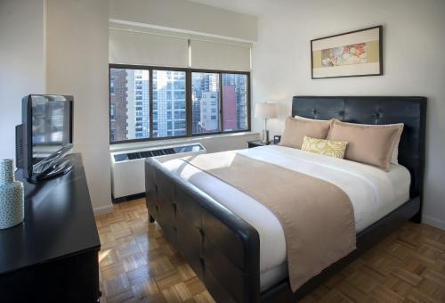 Columbus Circle at South Park Tower – A Premier Furnished Apartment staycation