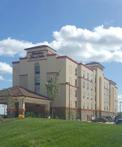 Hampton Inn & Suites West Des Moines Mill Civic Photo
