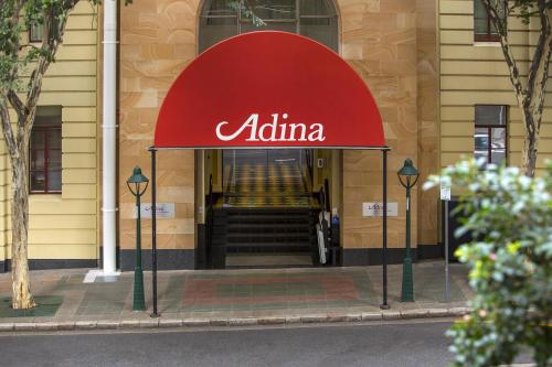Adina Apartment Hotel Brisbane Anzac Square (formerly Rendezvous) photo 21