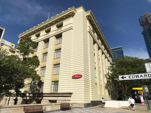 Adina Apartment Hotel Brisbane Anzac Square photo 23