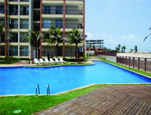 Apartmento Living Porto das Dunas Photo