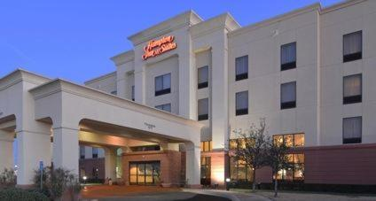 Hampton Inn & Suites Lawton in Lawton
