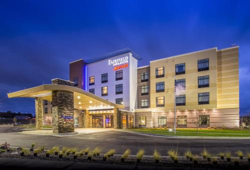 Fairfield Inn & Suites By Marriott Sioux Falls Airport