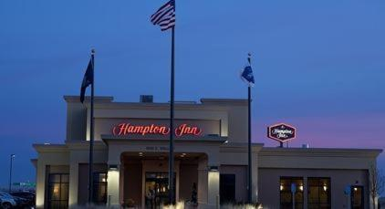 Hampton Inn Colby in Colby