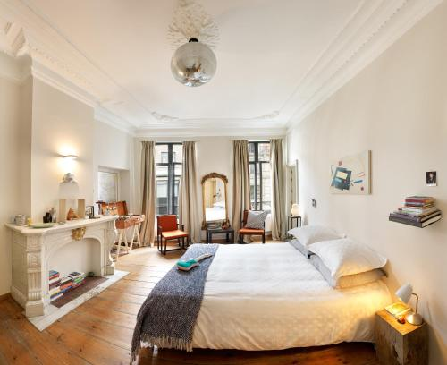 Foto's van Bed and Breakfast YawnSleepin Brussels