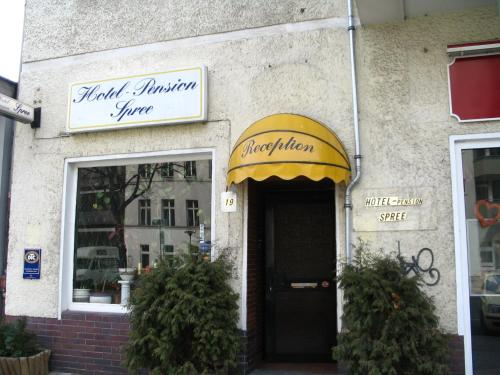 Hotel-Pension Spree, Берлин