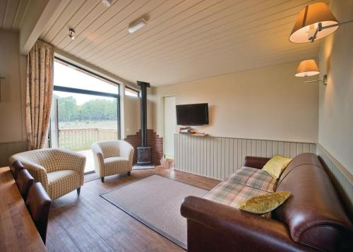 The Sherwood Hideaway Lodges