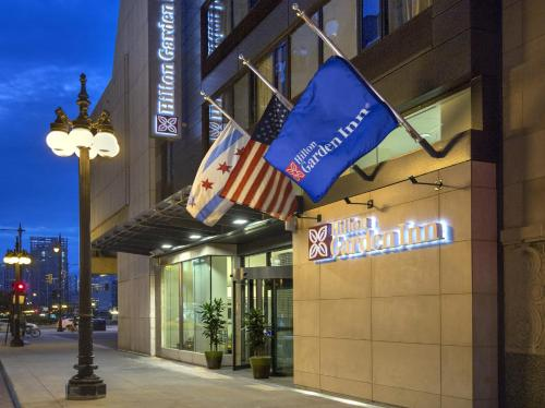 Hilton Garden Inn Chicago Downtown/North Loop - Chicago - booking - hébergement