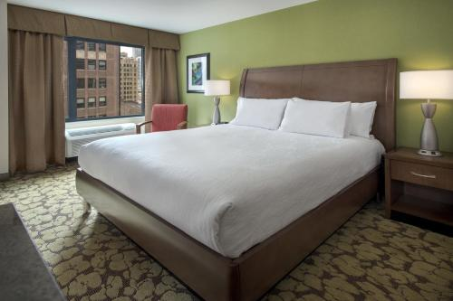 Hilton Garden Inn Chicago Downtown/North Loop Photo