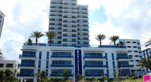 Luxury One-Bedroom Oceanfront Condo a Miami Beach