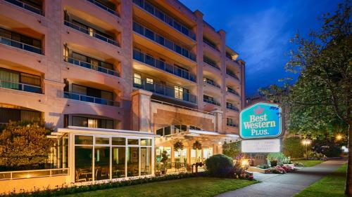 Best Western PLUS Inner Harbour Hotel Photo