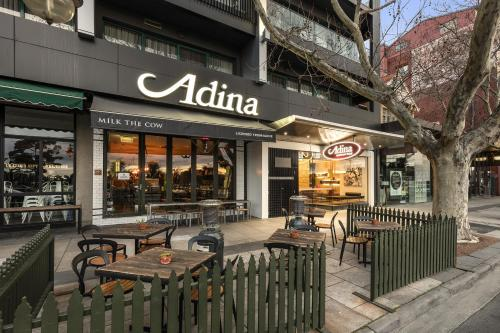 Adina Apartment Hotel St Kilda Melbourne photo 47