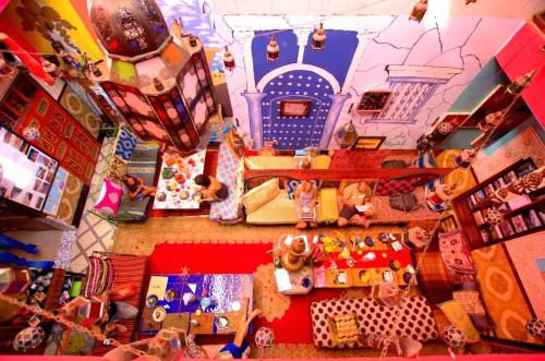Hostel Riad Marrakech Rouge - 1 of 23