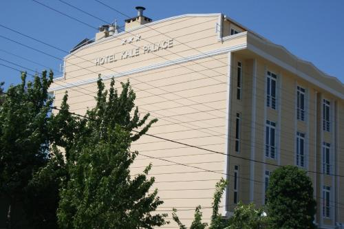 Gokceada Kale Palace Hotel address
