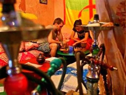 Hostel Kif-Kif - marrakech -
