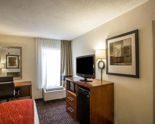 Comfort Inn Downtown Chattanooga Photo