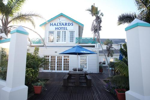 Halyards Hotel Photo