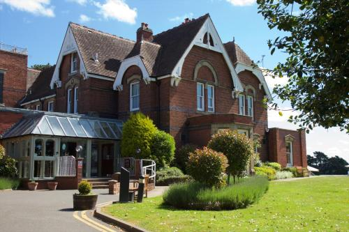 Hallmark Hotel Stourport Manor, eco-hotel in Stourport, Verenigd Koninkrijk