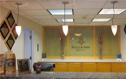 Rocklin Park Hotel And Spa