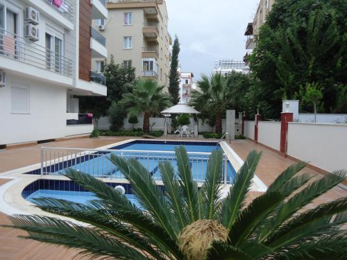 Antalya Apartment Tuna address