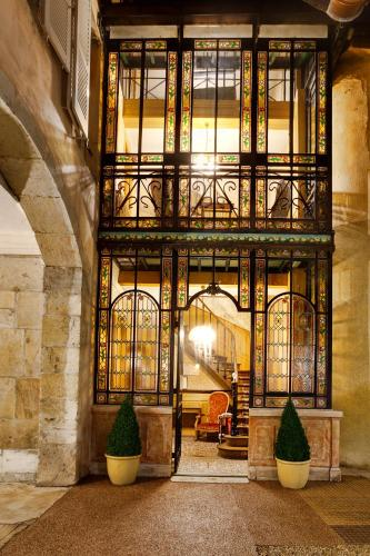 Hotel Belle Epoque - beaune - booking - hébergement
