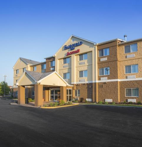 Fairfield Inn & Suites Chicago Tinley Park Photo