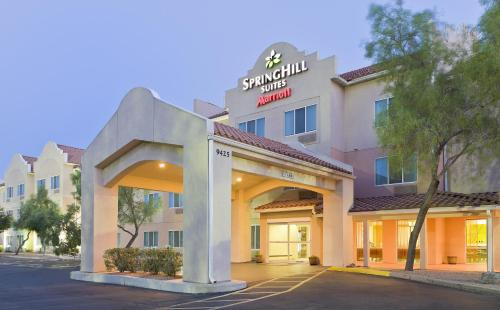 SpringHill Suites Phoenix North photo 5