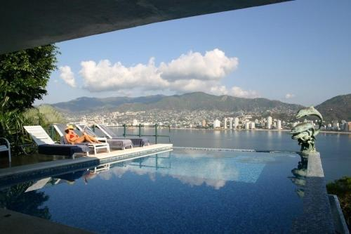 Acapulco Panoramic View Delfin Photo