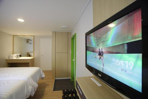 Hotel Sleepy Panda Streamwalk Seoul Jongno photo 23