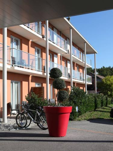 Aparthotel adagio gen ve saint genis pouilly thoiry for Appart hotel 01630