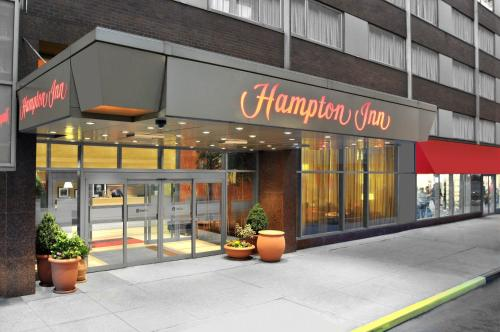 Hampton Inn Manhattan-Times Square North impression
