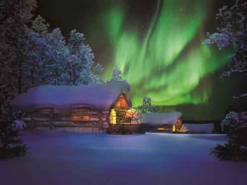 Kakslauttanen Arctic Resort - Igloos and Chalets, Саариселькя