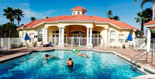 Emerald Island Resort Five Bedroom House with Private Pool 6G34 Photo