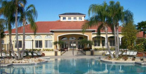 Windsor Hills Resort Four Bedroom House with Private Pool 3V3 Photo