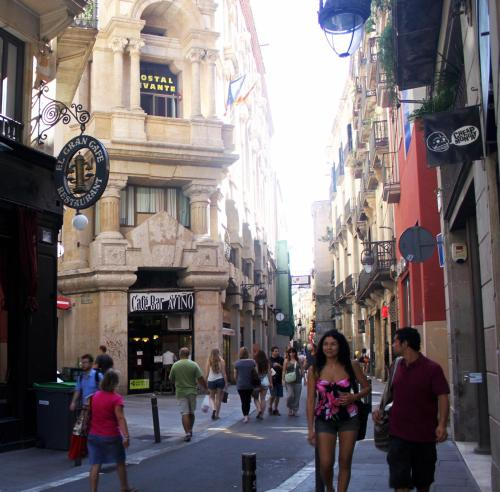 Hostal Levante Barcelona photo 2