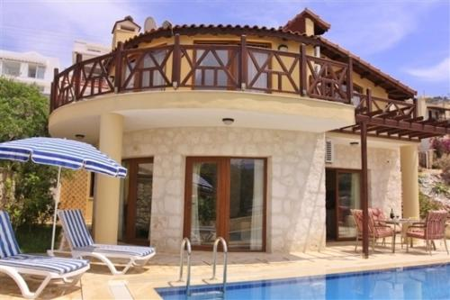Kalkan Kisla Bay Villa how to go