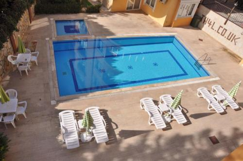 Alanya Panorama Holiday Apartments 5B online rezervasyon